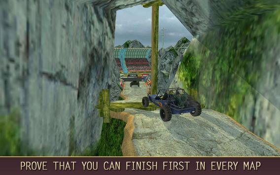 Off Road 4x4 Hill Buggy Race screenshot 8