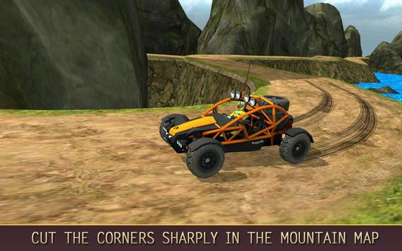 Off Road 4x4 Hill Buggy Race poster