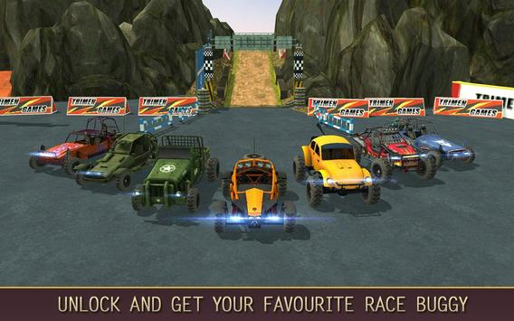 Off Road 4x4 Hill Buggy Race screenshot 13