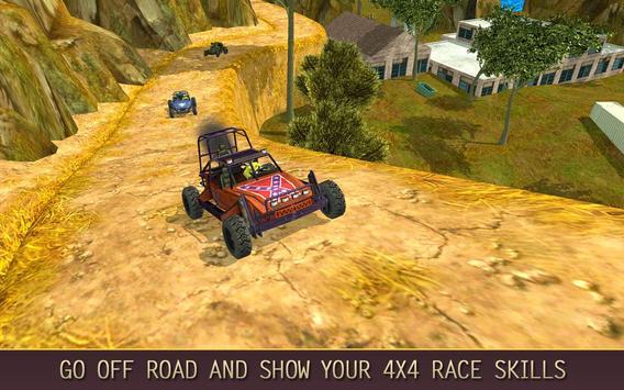 Off Road 4x4 Hill Buggy Race screenshot 1