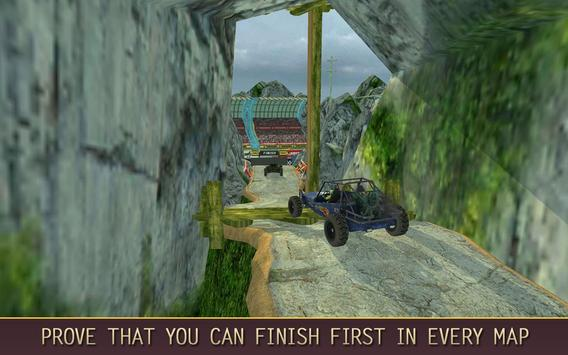 Off Road 4x4 Hill Buggy Race screenshot 2