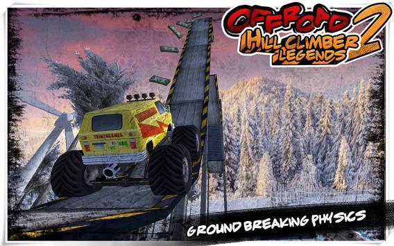 Offroad Truck Climb Legends 2 screenshot 12