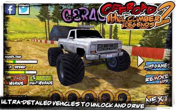 Offroad Truck Climb Legends 2 screenshot 17