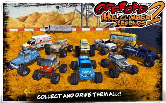 Offroad Truck Climb Legends 2 screenshot 23