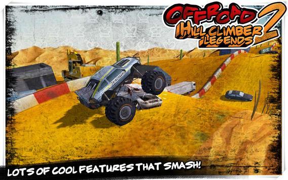 Offroad Truck Climb Legends 2 screenshot 21