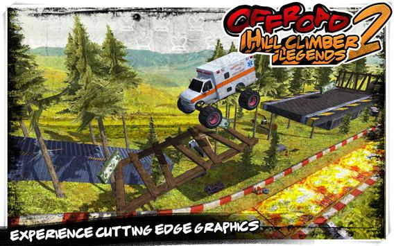 Offroad Truck Climb Legends 2 screenshot 3