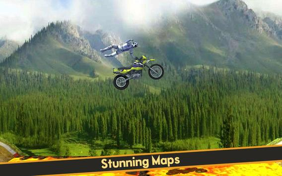 AEN Mad Hill Bike Trail World apk screenshot