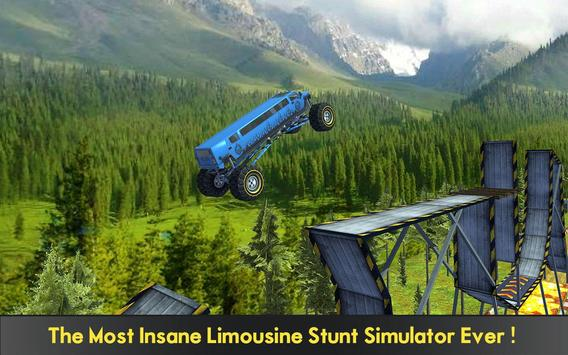AEN City Limousine Stunt Arena screenshot 5