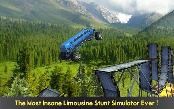 AEN City Limousine Stunt Arena poster
