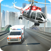 Ambulance & Helicopter Heroes icon