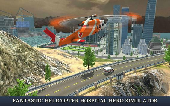 Ambulance & Helicopter Heroes poster