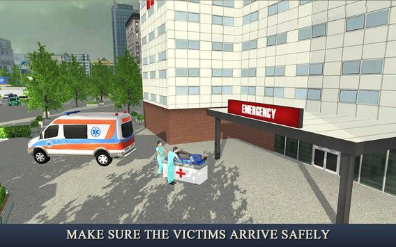 Ambulance & Helicopter Heroes apk screenshot