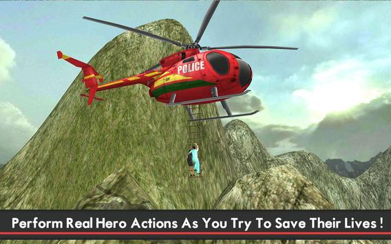 Ambulance & Helicopter SIM 2 screenshot 13