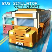 Bus Simulator City Craft 2016 icon