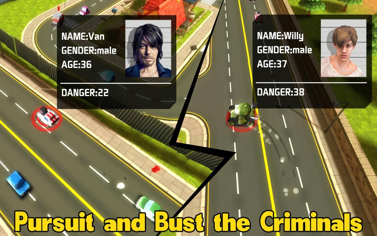 Blocky Cop Craft Pursuit Thief For Android Apk Download