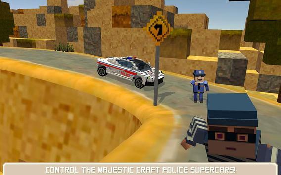 Blocky San Andreas Police SIM apk screenshot
