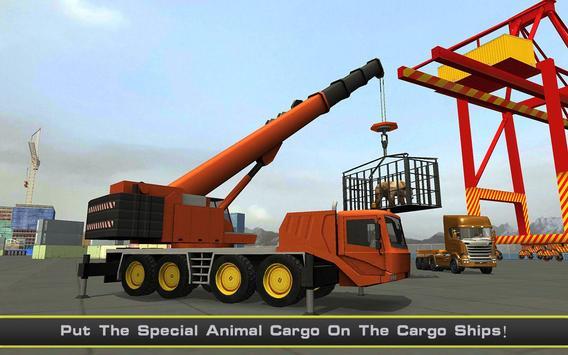 Cargo Ship Manual Crane 2 poster