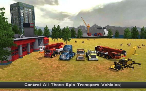 Cargo Ship Manual Crane 2 screenshot 9