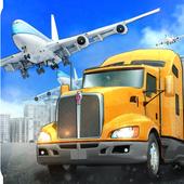 Car Transport Plane Pilot SIM icon