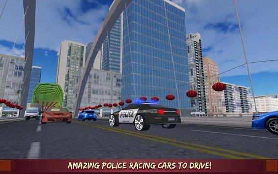 China Town: Police Car Racers screenshot 3