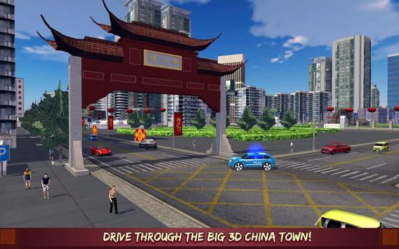 China Town: Police Car Racers poster