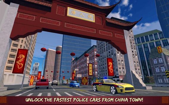 China Town: Police Car Racers screenshot 10