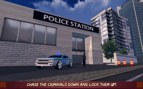 China Town: Police Car Racers screenshot 2