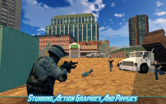 Cop Warrior: Terrorist Hunter poster
