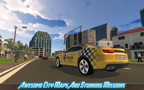 Cop Warrior: Terrorist Hunter apk screenshot