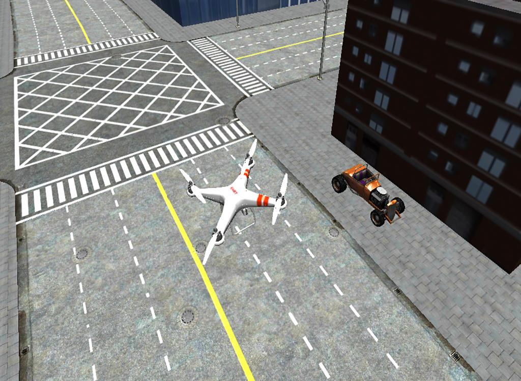 3D Drone Flight Simulator Game for Android - APK Download