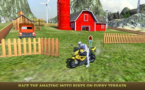 Furious City Moto Bike Racer 3 apk screenshot