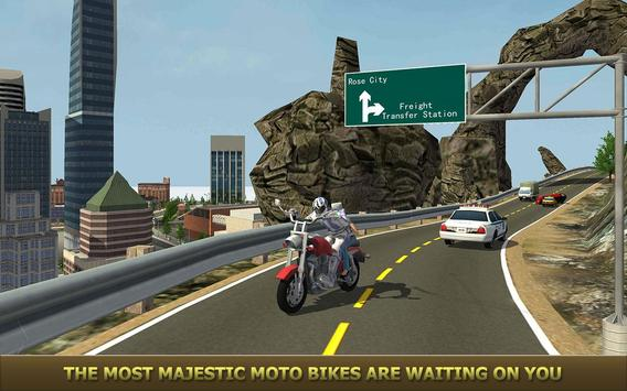 Furious City Moto Bike Racer 3 apk screenshot