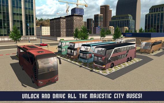 Fantastic City Bus Parker 2 screenshot 4