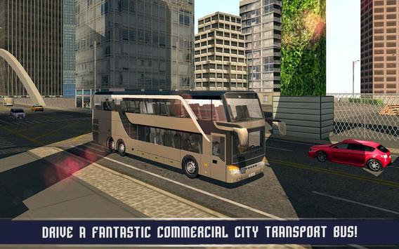 Fantastic City Bus Parker 2 poster