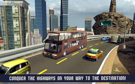 Fantastic City Bus Parker 2 screenshot 13