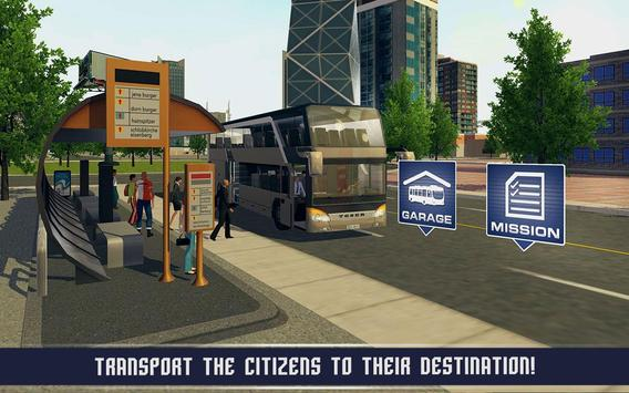 Fantastic City Bus Parker 2 screenshot 1