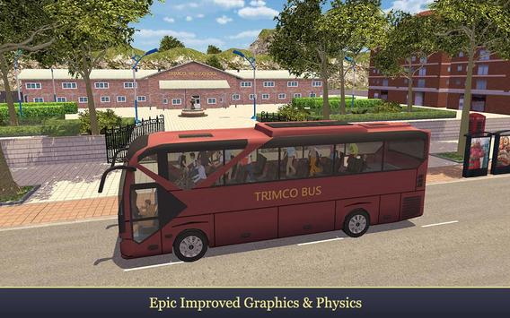 Fantastic City Bus Parker SIM screenshot 13