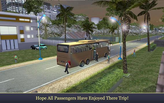 Fantastic City Bus Parker SIM screenshot 1
