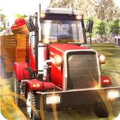 Farming Truck Tractor 2016 icon