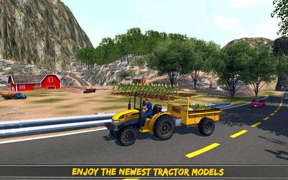 Farming Truck Tractor 2016 poster