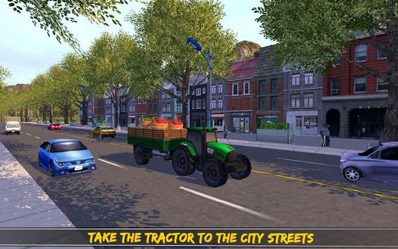 Farming Truck Tractor 2016 apk screenshot