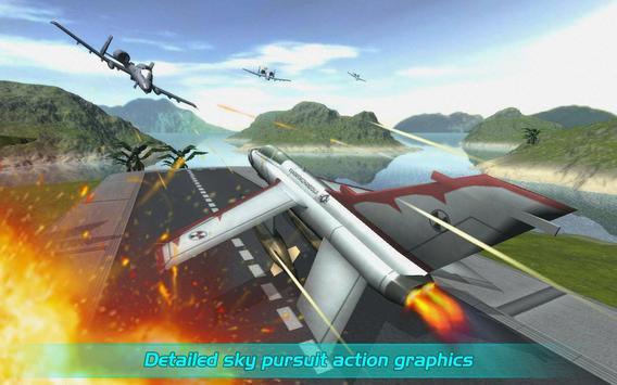 Flight Pilot Force of Justice apk screenshot