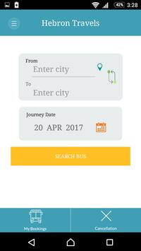 Hebron Transports apk screenshot