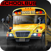 High School Bus Driver 2 icon