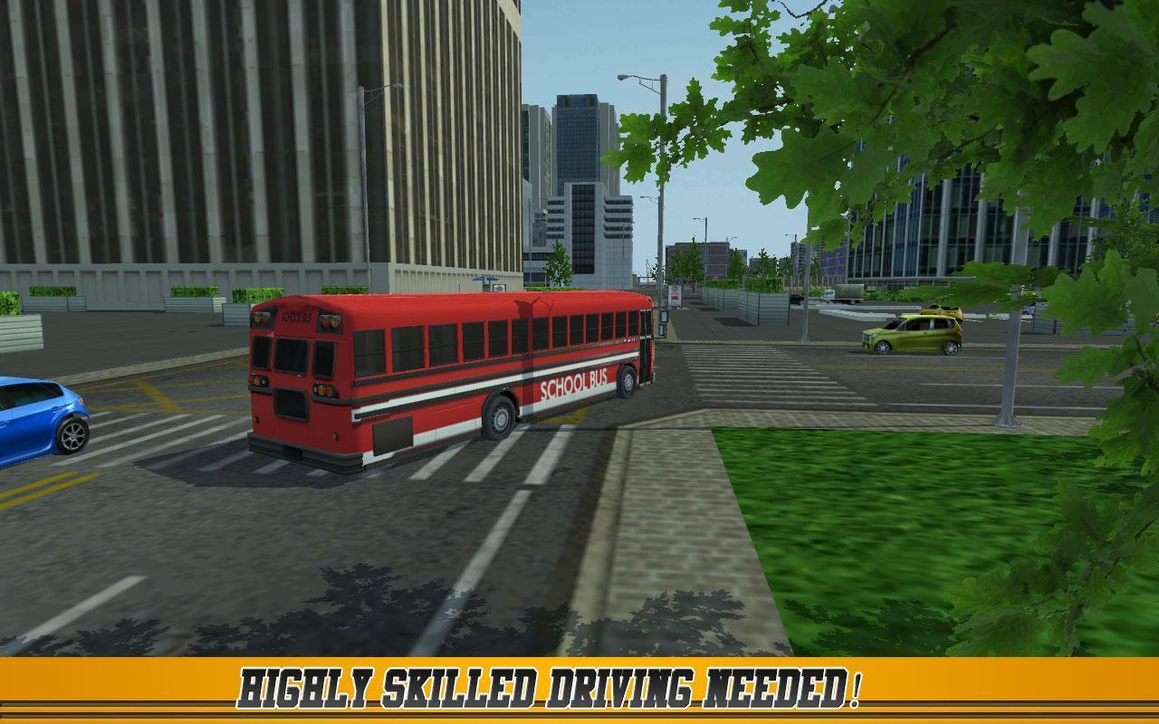 school bus driver apk download