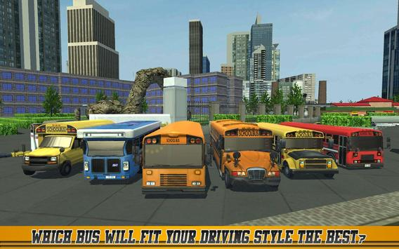 High School Bus Driver 2 apk screenshot