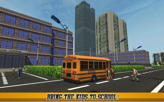 High School Bus Driver 2 screenshot 8
