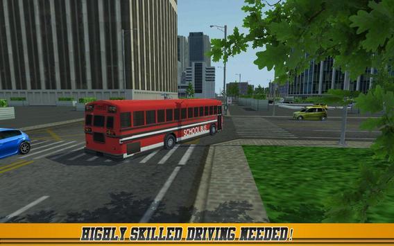 High School Bus Driver 2 screenshot 11
