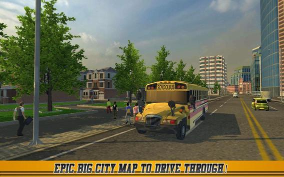 High School Bus Driver 2 screenshot 12