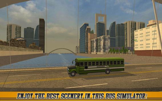 High School Bus Driver 2 screenshot 15